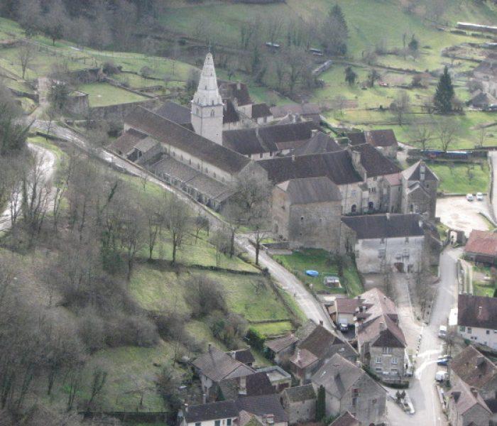 Abbaye Baume les Messieurs